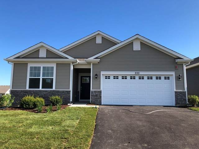 333 South Fork Drive, Gurnee, IL 60031 (MLS #10861255) :: John Lyons Real Estate
