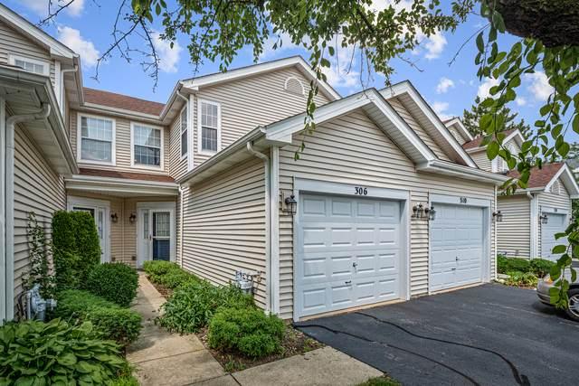 306 Meribel Court, Schaumburg, IL 60194 (MLS #10861264) :: John Lyons Real Estate