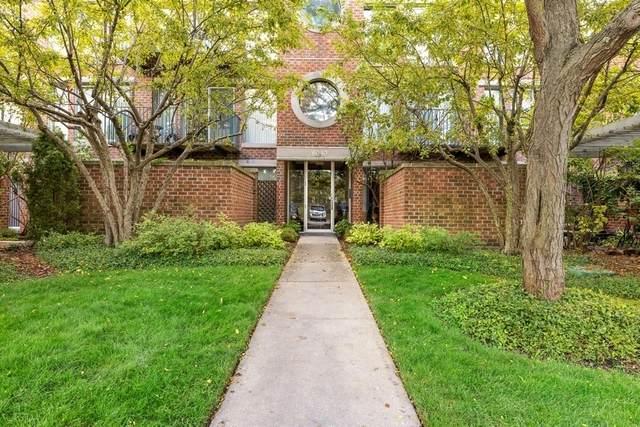 6040 Arbor Lane #100, Northfield, IL 60093 (MLS #10861325) :: John Lyons Real Estate