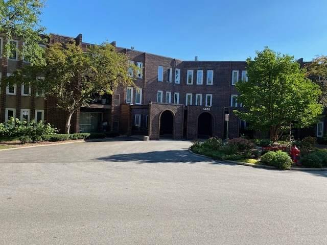 1430 Sandstone Drive #314, Wheeling, IL 60090 (MLS #10861334) :: Littlefield Group