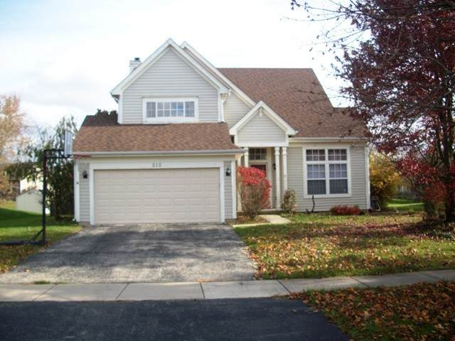 212 Penny Lane, Bolingbrook, IL 60440 (MLS #10861376) :: Property Consultants Realty