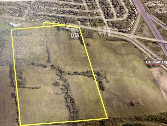 19100 E Glenwood Dyer Road, Glenwood, IL 60425 (MLS #10861385) :: John Lyons Real Estate