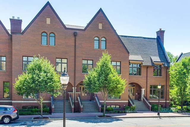 5 S Emerson Street A, Mount Prospect, IL 60056 (MLS #10861405) :: Littlefield Group