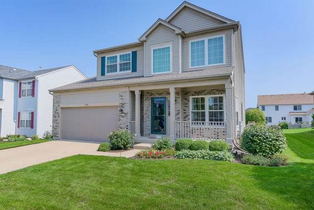 1942 Congrove Drive, Aurora, IL 60503 (MLS #10861480) :: John Lyons Real Estate