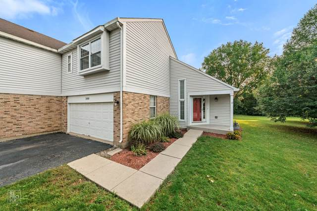 300 Picardy Lane, Bolingbrook, IL 60440 (MLS #10861508) :: Angela Walker Homes Real Estate Group