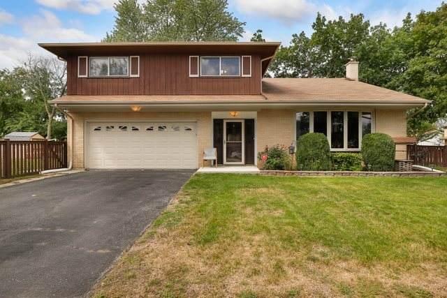897 Rose Lane, Wheeling, IL 60090 (MLS #10861541) :: John Lyons Real Estate