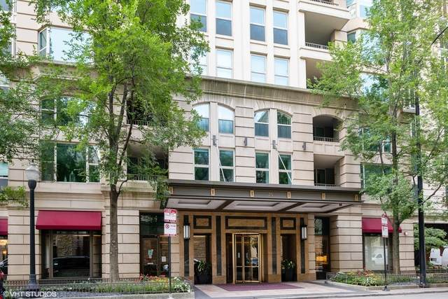 25 E Superior Street #404, Chicago, IL 60611 (MLS #10861655) :: BN Homes Group