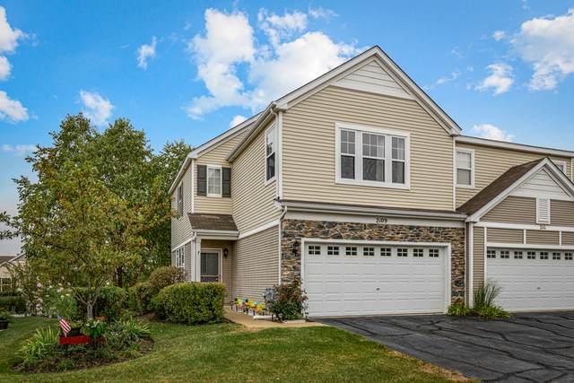 2109 Limestone Lane, Carpentersville, IL 60110 (MLS #10861667) :: Ryan Dallas Real Estate