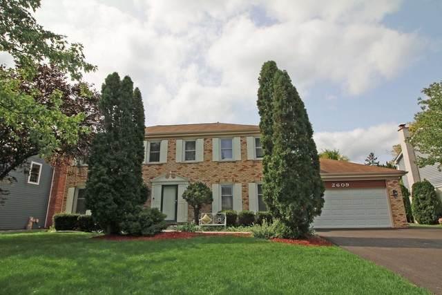 2609 Arrowwood Lane, Rolling Meadows, IL 60008 (MLS #10861693) :: Suburban Life Realty
