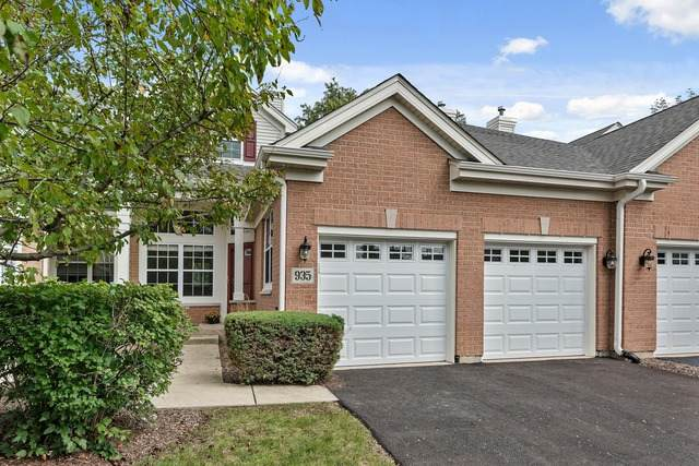 935 Winners Cup Court, Naperville, IL 60565 (MLS #10861770) :: Property Consultants Realty