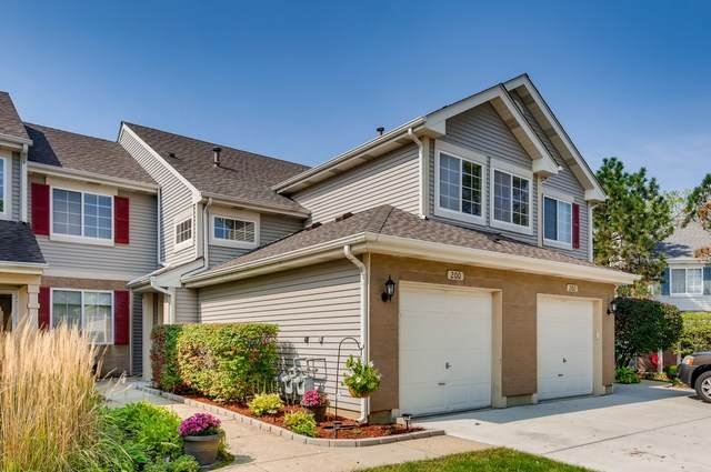 200 Sierra Pass Drive, Schaumburg, IL 60194 (MLS #10861786) :: John Lyons Real Estate