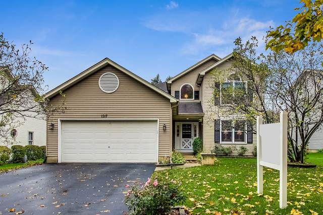 1317 Fox Meadow Court, St. Charles, IL 60174 (MLS #10862004) :: Ani Real Estate