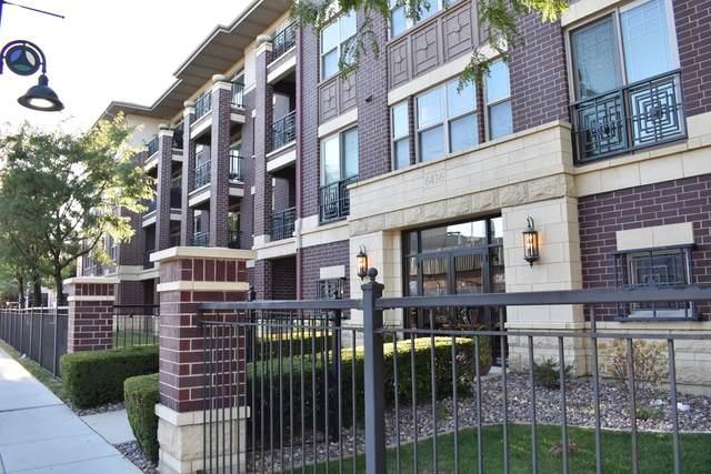 6436 Roosevelt Road #317, Oak Park, IL 60304 (MLS #10862032) :: Angela Walker Homes Real Estate Group