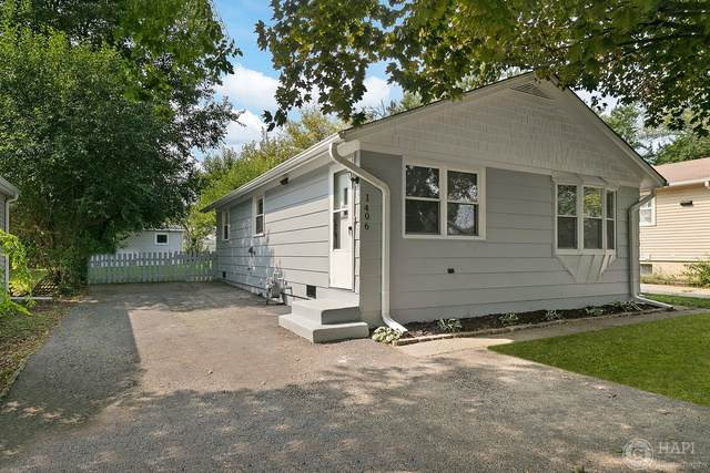 1406 Cherokee Drive, Round Lake Beach, IL 60073 (MLS #10862034) :: John Lyons Real Estate