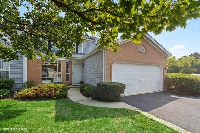 1827 Princeton Court, Gurnee, IL 60031 (MLS #10862054) :: John Lyons Real Estate