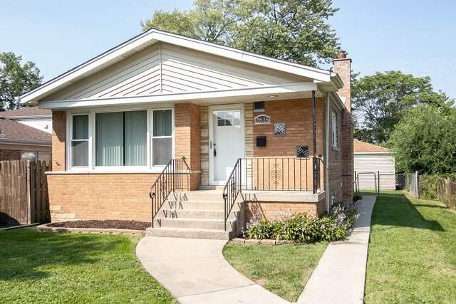 2616 W 97th Place, Evergreen Park, IL 60805 (MLS #10862062) :: John Lyons Real Estate