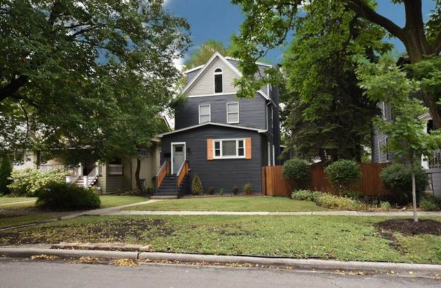 538 N Taylor Avenue, Oak Park, IL 60302 (MLS #10862078) :: Angela Walker Homes Real Estate Group