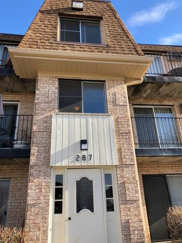 267 Shorewood Drive Gc, Glendale Heights, IL 60139 (MLS #10862086) :: John Lyons Real Estate