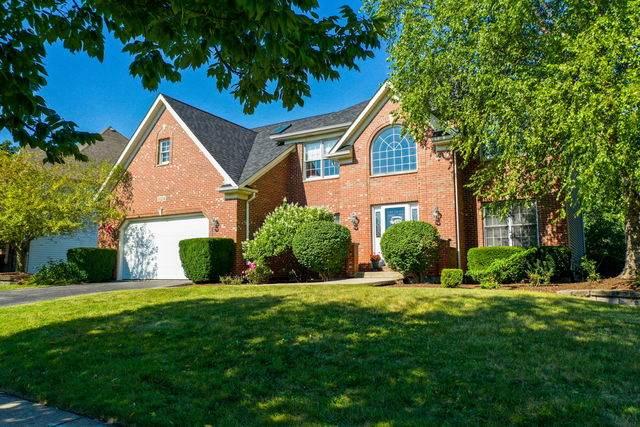 3024 Tall Grass Drive, Naperville, IL 60564 (MLS #10862106) :: Littlefield Group