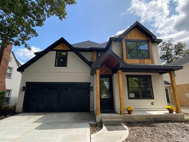 821 N Waiola Avenue, La Grange Park, IL 60526 (MLS #10862115) :: John Lyons Real Estate