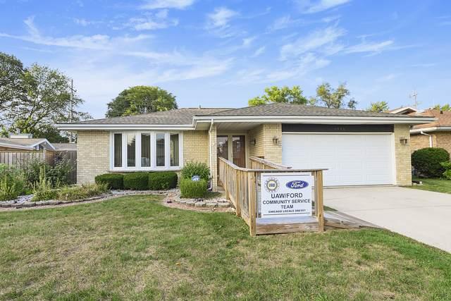 4016 91st Place, Oak Lawn, IL 60453 (MLS #10862136) :: The Dena Furlow Team - Keller Williams Realty