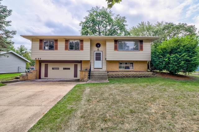 437 Dartmouth Lane, Schaumburg, IL 60193 (MLS #10862139) :: The Wexler Group at Keller Williams Preferred Realty