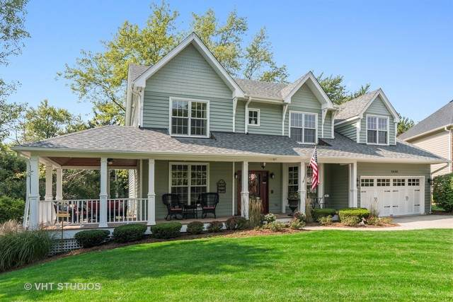 1440 Spero Court, Wheaton, IL 60187 (MLS #10862159) :: Ryan Dallas Real Estate