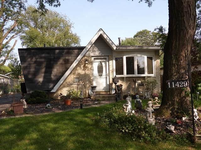 11429 S Natoma Avenue, Worth, IL 60482 (MLS #10862163) :: John Lyons Real Estate