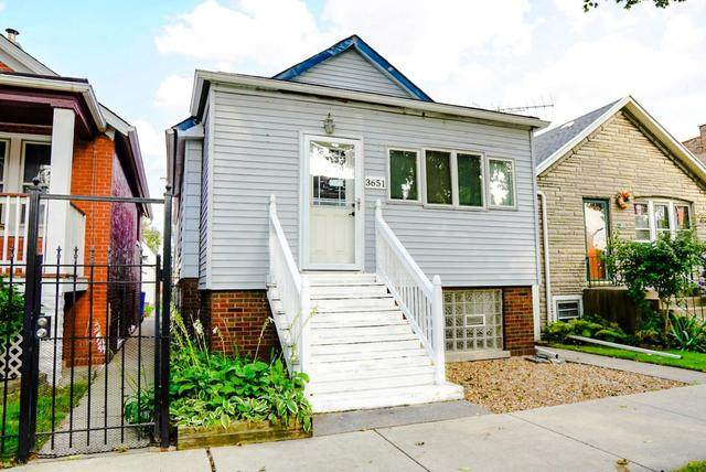 3651 S Seeley Avenue, Chicago, IL 60609 (MLS #10862218) :: John Lyons Real Estate