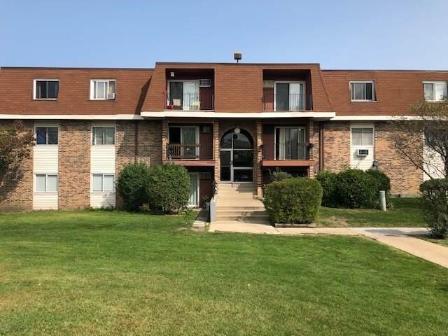 510 Hill Drive 6-305, Hoffman Estates, IL 60169 (MLS #10862226) :: John Lyons Real Estate
