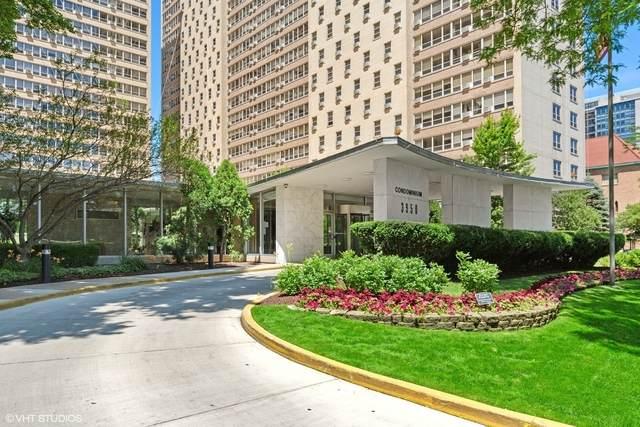 3950 N Lake Shore Drive #1319, Chicago, IL 60613 (MLS #10862229) :: Angela Walker Homes Real Estate Group