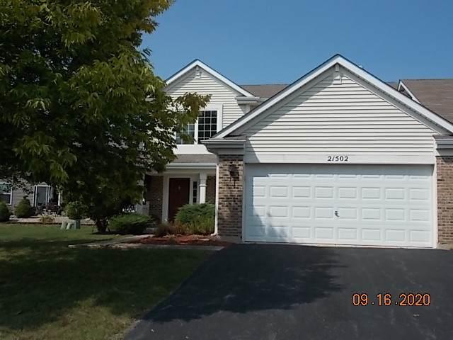 21502 Abbey Lane, Crest Hill, IL 60403 (MLS #10862234) :: John Lyons Real Estate