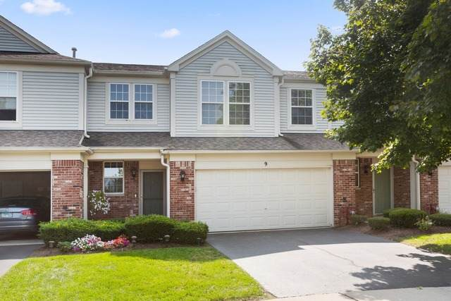 9 Riverdale Court, Algonquin, IL 60102 (MLS #10862241) :: Ryan Dallas Real Estate