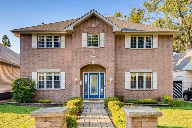 2708 W 99th Street, Evergreen Park, IL 60805 (MLS #10862308) :: John Lyons Real Estate