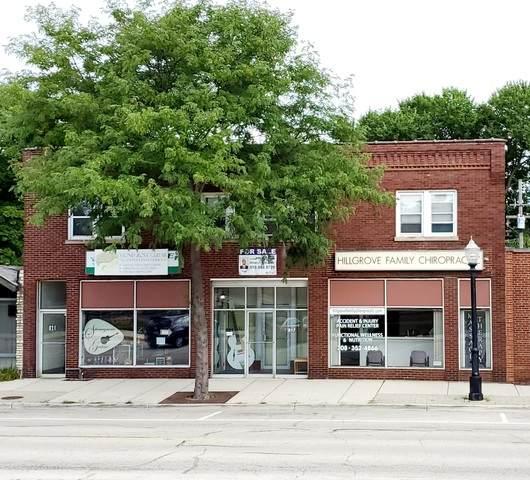 821 Hillgrove Avenue, La Grange, IL 60525 (MLS #10862343) :: Littlefield Group