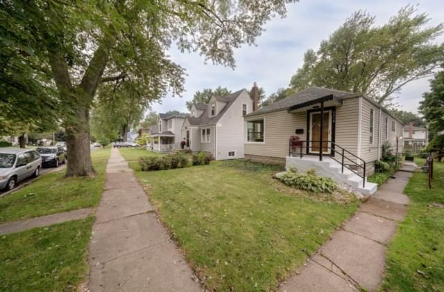 9216 S Clifton Park Avenue, Evergreen Park, IL 60805 (MLS #10862401) :: John Lyons Real Estate