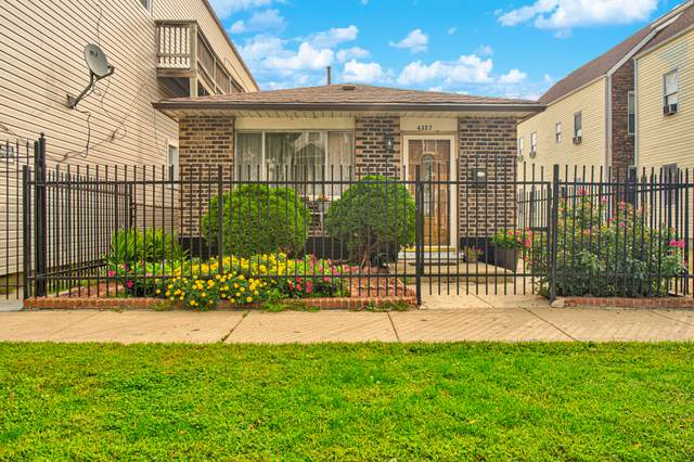 4327 S Honore Street, Chicago, IL 60609 (MLS #10862409) :: John Lyons Real Estate
