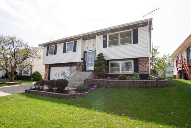 103 W Schubert Avenue, Glendale Heights, IL 60139 (MLS #10862450) :: Property Consultants Realty
