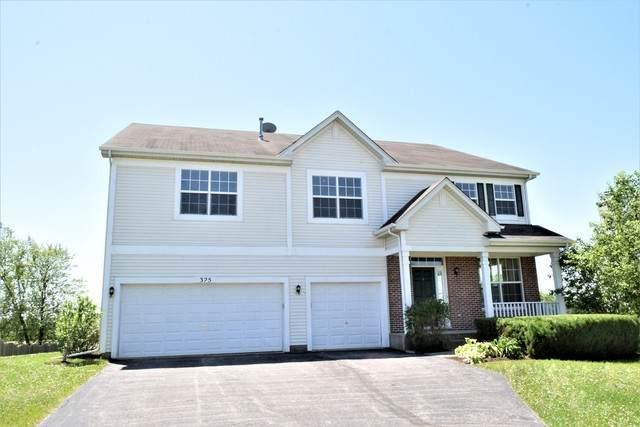 325 W Caldwell Drive, Round Lake, IL 60073 (MLS #10862500) :: Ryan Dallas Real Estate