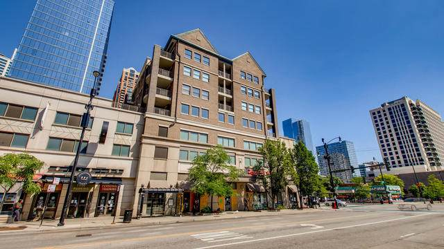 1155 S State Street #403, Chicago, IL 60605 (MLS #10862561) :: The Spaniak Team