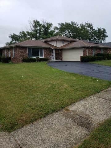 20001 Park Avenue, Lynwood, IL 60411 (MLS #10862577) :: The Wexler Group at Keller Williams Preferred Realty