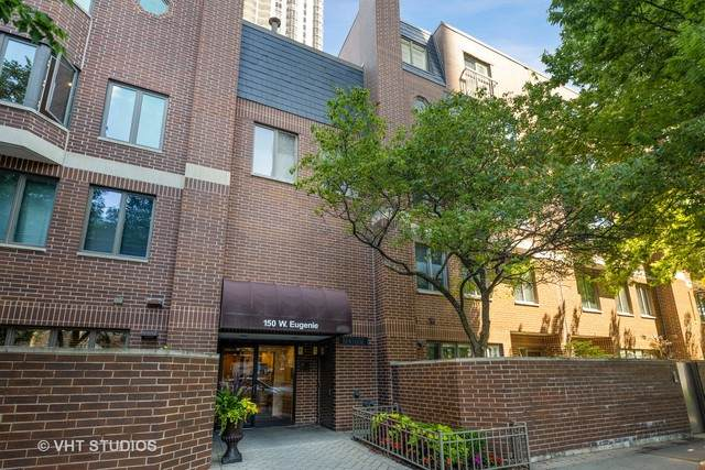 150 W Eugenie Street #45, Chicago, IL 60614 (MLS #10862627) :: Property Consultants Realty