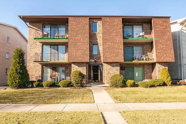 10412 S Komensky Street 1S, Oak Lawn, IL 60453 (MLS #10862645) :: The Dena Furlow Team - Keller Williams Realty