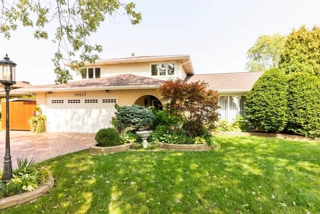 10413 Winter Park Drive, Palos Hills, IL 60465 (MLS #10862679) :: Ryan Dallas Real Estate