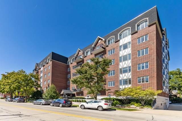501 Forest Avenue #307, Glen Ellyn, IL 60137 (MLS #10862704) :: Littlefield Group