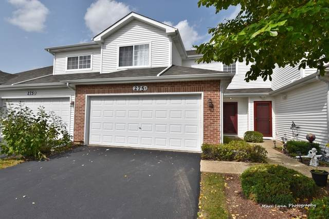 275 Capitol Drive B, Sugar Grove, IL 60554 (MLS #10862711) :: John Lyons Real Estate