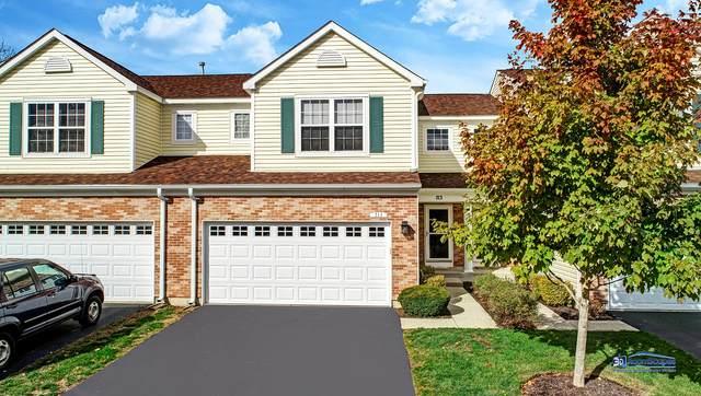 713 Benton Court, Lake Villa, IL 60046 (MLS #10862731) :: BN Homes Group