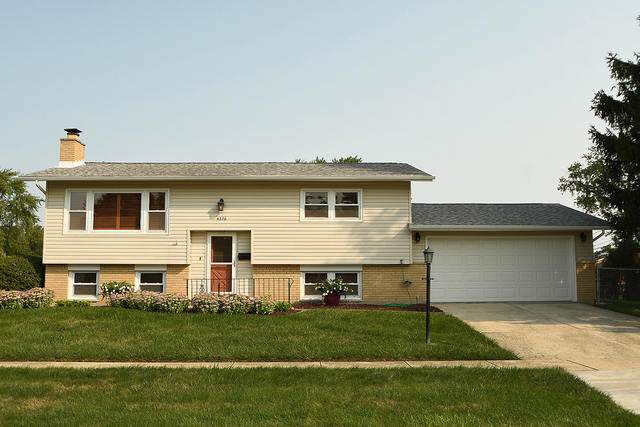 4270 190th Place, Country Club Hills, IL 60478 (MLS #10862746) :: John Lyons Real Estate