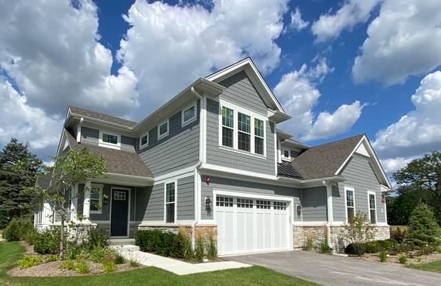 519 Hannah Lane 706-009, Hinsdale, IL 60521 (MLS #10862769) :: John Lyons Real Estate
