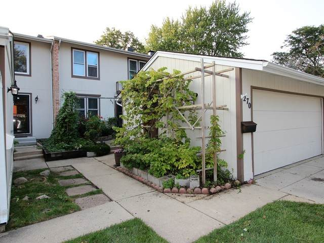 270 Lakeshore Lane #270, Bloomingdale, IL 60108 (MLS #10862771) :: John Lyons Real Estate